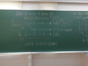 関学クラス数学の授業